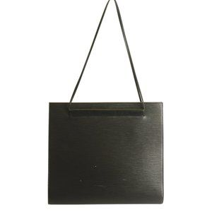 Louis Vuitton Figari MM Black Epi Tote Bag 191064